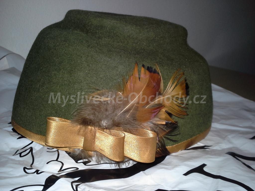 d9454caf5d7 Prodám dámský slavnostní myslivecký klobouček od firmy TONAK